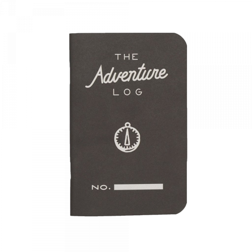 Word. Notebooks - The Adventure Log 3-Pack