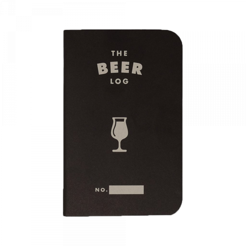 Word. Notebooks - The Beer Log - 3-Pack