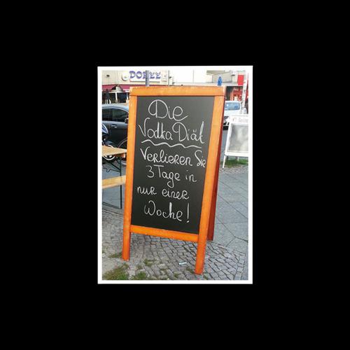 seltmann+söhne - Notes of Berlin Postkarte - Diät