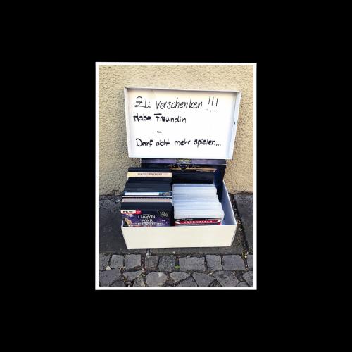 seltmann+söhne - Notes of Berlin Postkarte - Freundin
