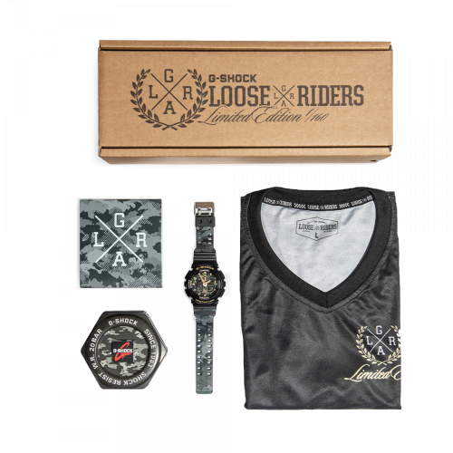 Loose Riders - x G-SHOCK