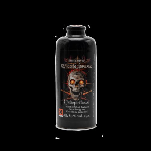 Beerenweine - Kehlenschneider 0,2 l Tonflasche
