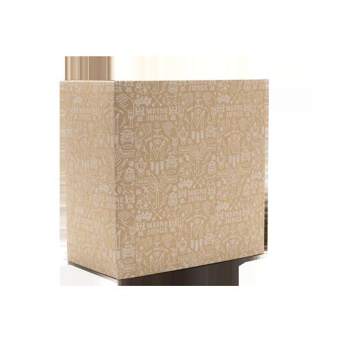 MEINE JUNGS - Kleine Geschenkverpackung