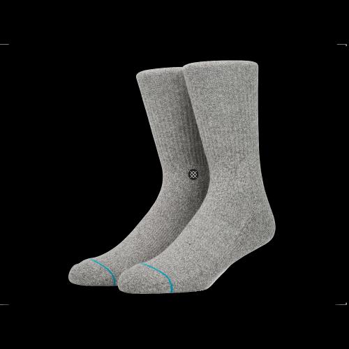 Stance Socks - Icon (grau)