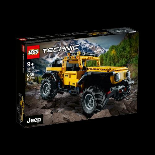 LEGO - 42122 Technic Jeep® Wrangler