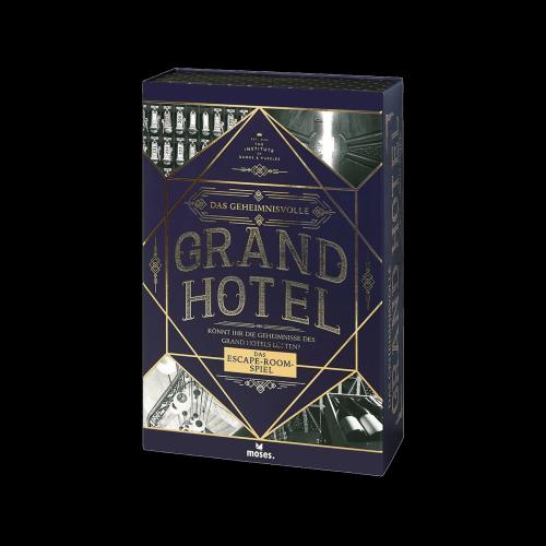 moses. Verlag GmbH - Das geheimnisvolle Grand Hotel