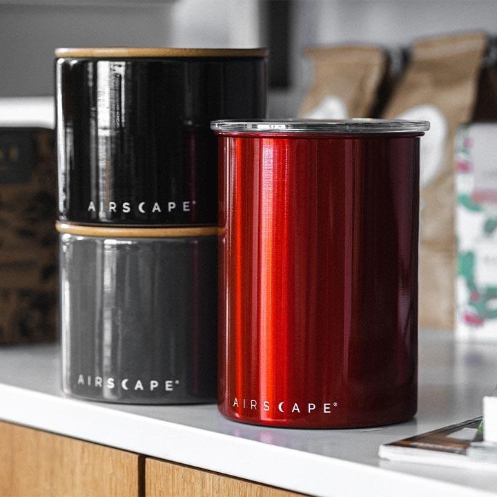 Kaffeedosen, Aufbewahrung, luftdicht, Kaffee