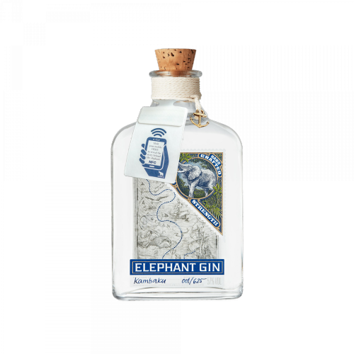 Elephant Gin - GinStrength