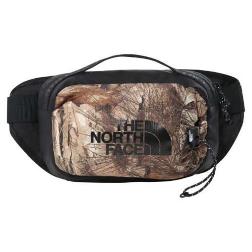 The North Face - Bozer Hip Pack III-L (schwarz / braun)