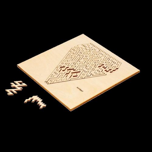 behäppi - Flashy Puzzle - hard