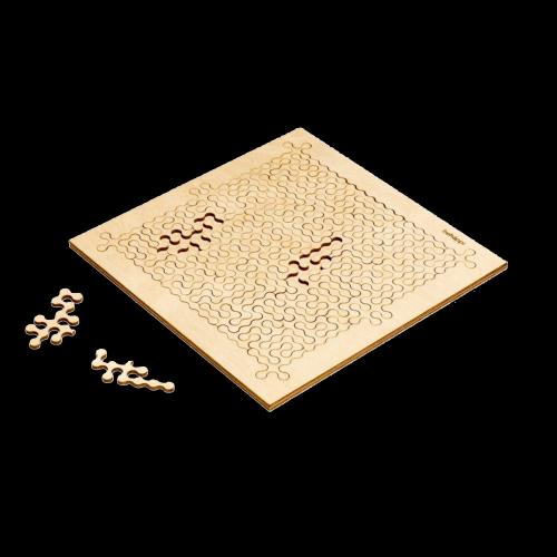 behäppi - Hoop Puzzle - medium