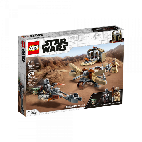 LEGO - 75299 Star Wars - Trouble on Tatooine
