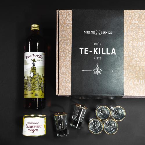 MEINE JUNGS - Rhön Te-Killa - Kiste