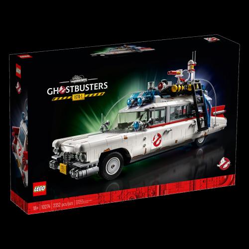 LEGO - 10274 Creator Ghostbusters ECTO-1