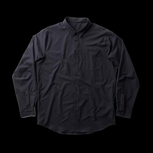 Houdini - M's Longsleeve Shirt (schwarz)