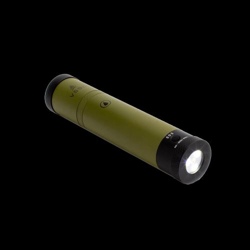 VSSL Gear - Flask GREEN