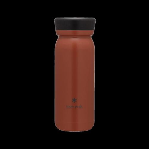 Snow Peak - Stainless steel Vacuum bottle M500 Red Cray