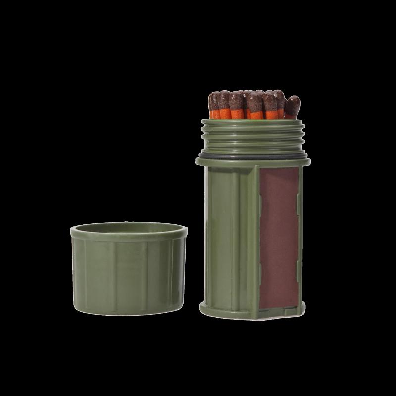 UCO Gear 'Sturmstreichhölzer' im Container