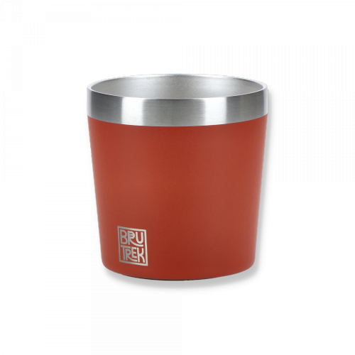 Planetary Design - Stainless Steel Camp Cup - red rock