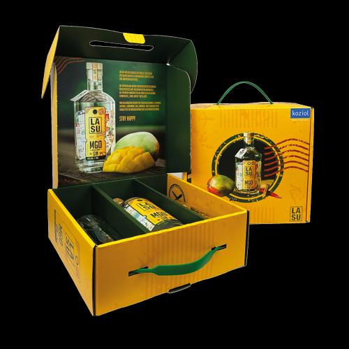 LA SU - Mango Gin Geschenkbox