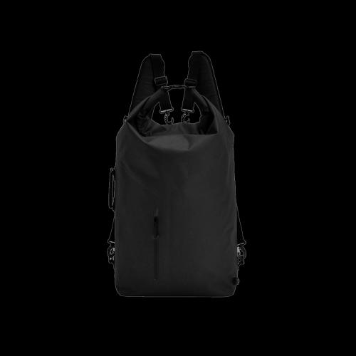Snow Peak - 4WAY Waterproof DRY Bag(L) Black