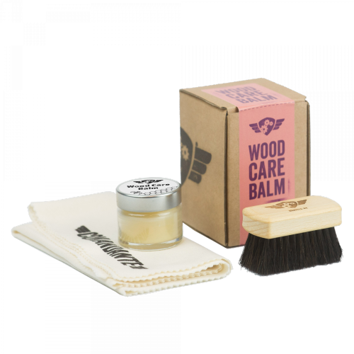 Comandante - Wood Care Balm Set