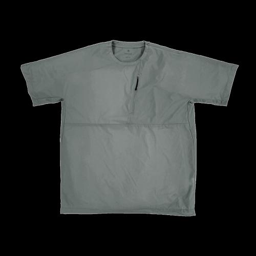 Snow Peak - DWR Light Tshirt (grau)