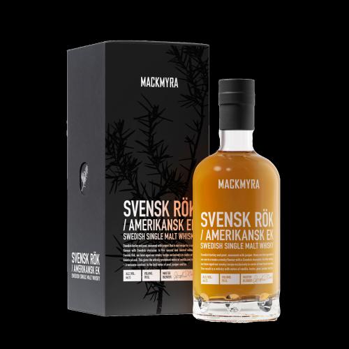 Mackmyra - Svensk Rök American Oak