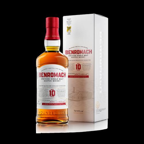 Benromach - Benromach - Speyside Single Malt Scotch Whisky - 10 Years