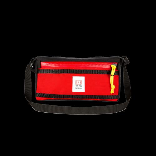 Topo - Bike Bag (rot / schwarz)