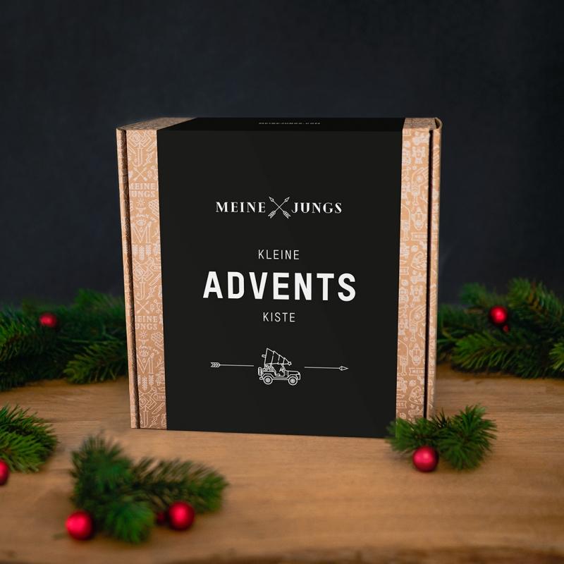MEINE JUNGS Kleine Advents – Kiste