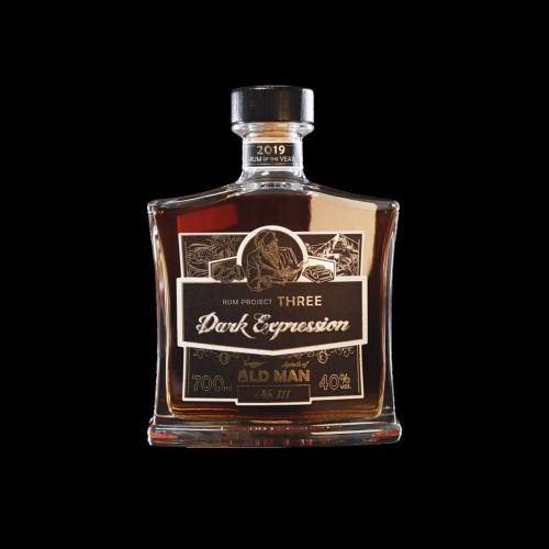 Oldmanspirits - Rum Project Three - Dark Expressions