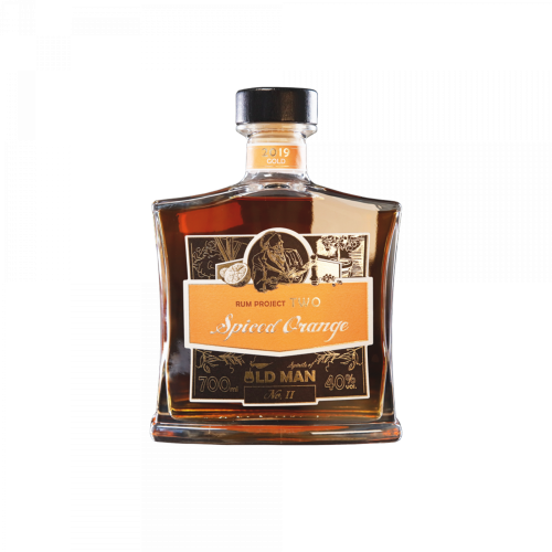 Oldmanspirits - Rum Project Two - Spiced Orange