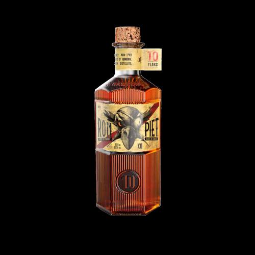 HDC GmbH - Ron Piet Premium Rum XO 10