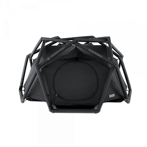 Heimplanet - x UNCRATE The Cave - limited all black edition