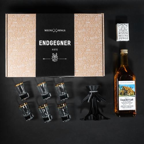MEINE JUNGS - Endgegner Kiste
