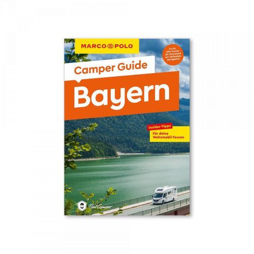 MAIRDUMONT GmbH & Co. KG - Camper Guide Bayern