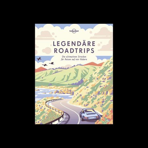 MAIRDUMONT GmbH & Co. KG - Legendäre Roadtrips