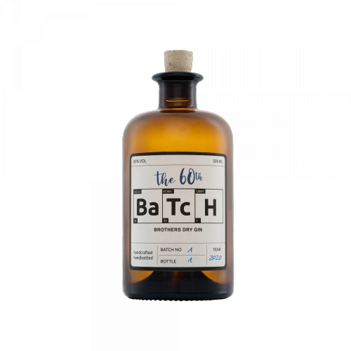Brothers Distillery GmbH - The 60th Batch
