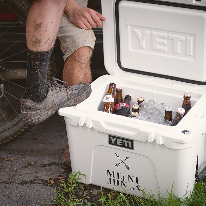 Kühlbox, Ice, Eis, Bier