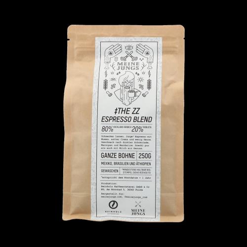 MEINE JUNGS - TheZZ Espresso Blend 250g