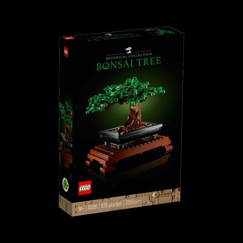 LEGO - 10281 Creator Bonsai Baum