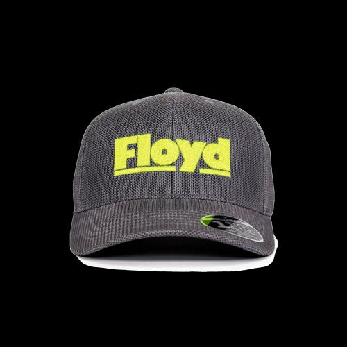 Floyd - Cap curb grey neon
