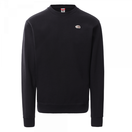The North Face - M Recycled Scrap Crewneck (schwarz)