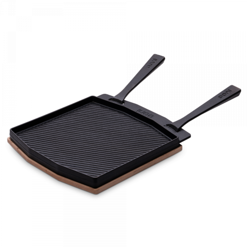 Ooni Pizza Ovens - Dual-Sided Grizzler Plate