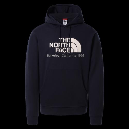 The North Face - M Berkeley Hoodie (dunkelblau / weiß)