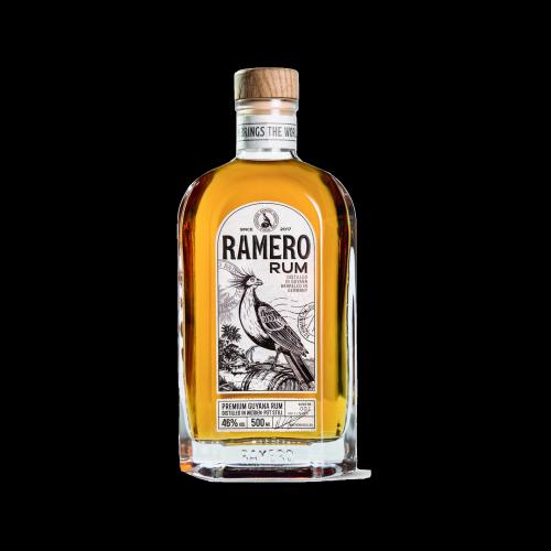 Heimat GbR - RAMERO Rum cask selection 3 Jahre 0,5 L 46%