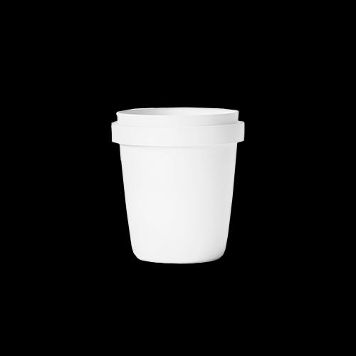 acaia - 53 MM PORTAFILTER DOSING CUP - WHITE