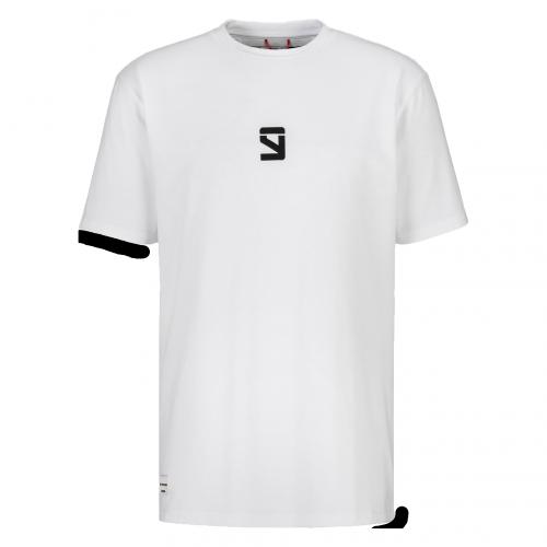 Nineyard - Premium Bamboo T-Shirt (weiß)