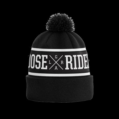 Loose Riders - Mütze (schwarz)